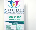 Celebrarán Congreso de Medicina Familiar