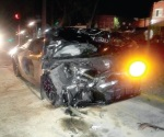 Destroza Pulido su Audi R8