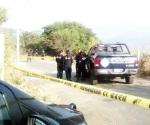 Cae un policía por homicidio de mujer