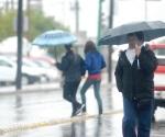 Llega con lluvias nuevo frente frío