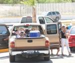 Cruzarán 22 mil paisanos por Reynosa