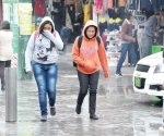 Viene nuevo frente frío y  con lluvia para próximas horas