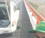 Sin auxilio vial en las carreteras