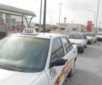 Dificil situación para taxistas por la crisis económica