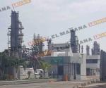 Amenaza de bomba en Refinería Francisco I Madero