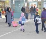 Nuevo horario de invierno para entrada de escuelas