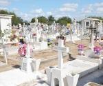 Hacen censo de dueños de tumbas en  los panteones