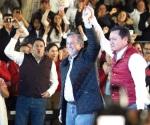 Definen coalición 'Todos por México'