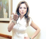 Rompe el silencio  Mariana Ochoa