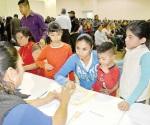 36 MDP en becas para diferentes  niveles educativos