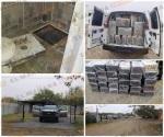 Incautan 2.2 toneladas de mariguana en Nuevo Laredo y Camargo