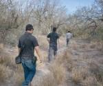 Infructuosa búsqueda de restos humanos