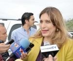 Ejidos, una prioridad para alcaldesa ante necesidades