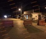 Instalan campamento militar en Cruz Roja de N. Progreso