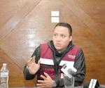 Desconoce Morena a Rigoberto Garza Faz como candidato