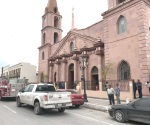 Estalla una bomba molotov en iglesia