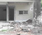 Inseguridad y contaminación las casas abandonadas