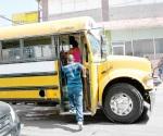 Concesionarios del transporte esperan estudios para aumento