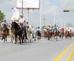 Festejarán 269 aniversario de Reynosa con una cabalgata