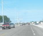 Otro robo con violencia de auto por el puente Pharr