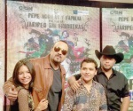 Trae show ecuestre la familia Aguilar