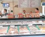 Se incrementa venta de pescados y mariscos en esta temporada