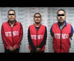 Detienen a tres con armas de uso exclusivo del Ejército en Reynosa
