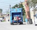 Piden más frecuencia en pase de recolectores de basura