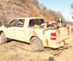 Masacran a 15 en Michoacán