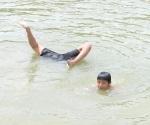 En riesgo bañistas en canales de riego