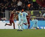 Se derrumba el Barça en el Olímpico de Roma; pierde ventaja de 3 goles