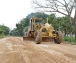 Mejorarán brechas dañadas por recientes lluvias al estar intransitables  para la cosecha