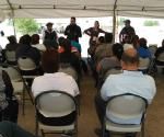 Arrancan trabajos de exhumación de 350 cuerpos sin identificar