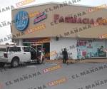 Sujeto armado asalta farmacia Guadalajara