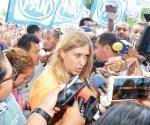 Tintes políticos en desfile del primero de mayo: MOD