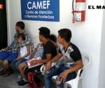Casi mil menores inmigrantes han sido repatriados por esta frontera