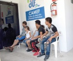 Da CAMEF atención a repatriados de México y extranjeros