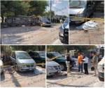 REYNOSA | Vuelcan sicarios y matan a ciclista al ser embestido en el percance