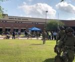 México habilita teléfono tras tiroteo en escuela de Texas