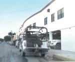 Reynosa sepultura de coordinadores de PGJE