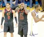¡Ahogan el ímpetu de Cavaliers!