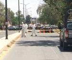 Comando mata a 6 agentes viales