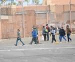 Grave problema deportados por esta frontera
