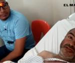 Pensé que iba a morir desangrado: Juan Alejandro Rodríguez