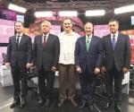 Corrupción opaca temas del debate