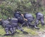 Matan a 6 policías