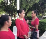Vuelven a protestar maestros por falta de pago