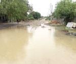 Agua, hasta 1/2 metro en casas