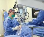 Tercer campaña de cirugías de cataras a bajo costo