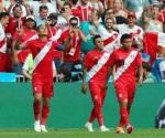 Perú gana 2-0 a Australia en su despedida del Mundial